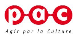 Les Equipes Populaires - logo PAC - Présence et Action Culturelles