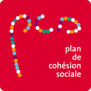 Les Equipes Populaires - logo Plan de Cohésion Sociale