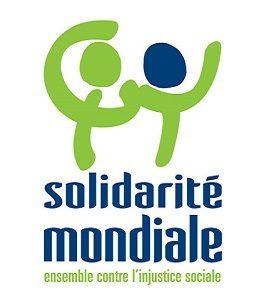 Les Equipes Populaires - Logo Solidarité-Mondiale