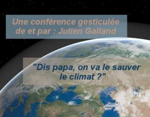 Les Equipes Populaires - affiche Climat Julien
