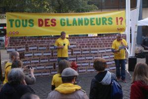 Les Equipes Populaires- Campagne Tous des glandeurs ?