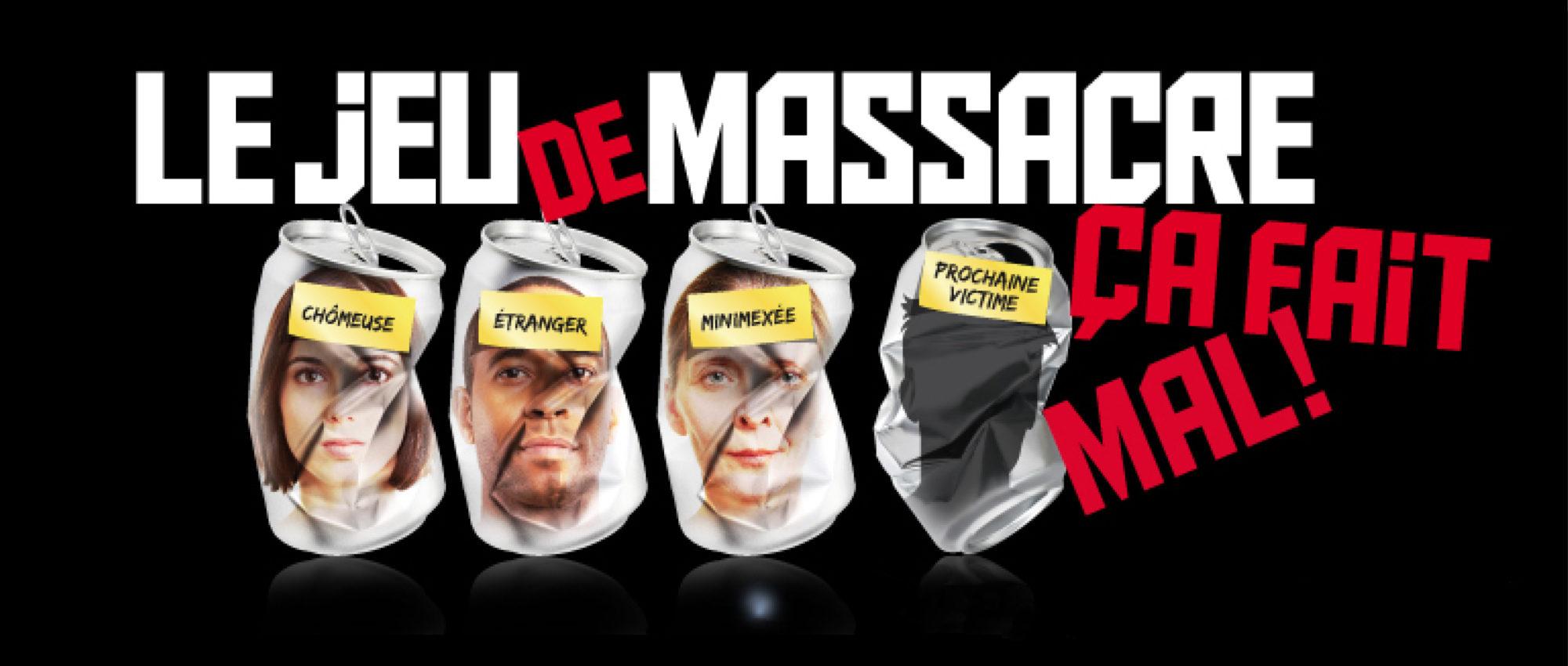 Les Equipes Populaires - Jeux de massacre