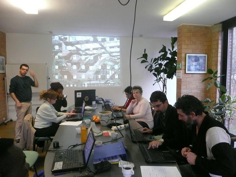 Les Equipes Populaires - Histoires digitales