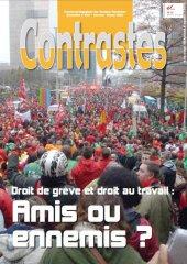 Droit de grève et droit au travail : Amis ou ennemis ? (Janvier 2015)