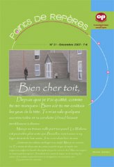 Bien cher toit - Actualité et perspectives pour l'accès au logement à Bruxelles et en Wallonie (PR 31 - 2007)