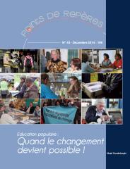 Education populaire : Quand le changement devient possible ! (PR 43 - Décembre 2014)
