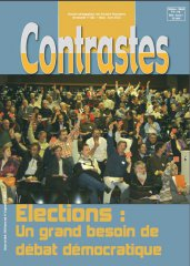 Elections : Un grand besoin de débat démocratique (Mars 2014)