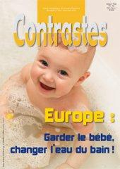 Europe : Garder le bébé, changer l'eau du bain ! (Mars 2013)