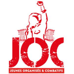 Logo - JOC - Jeunes organisés et combatifs