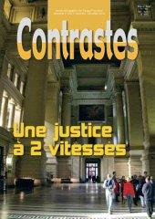 Une justice à 2 vitesses (novembre 2013)