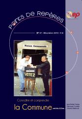 Connaître et comprendre la commune (PR 37-2010)