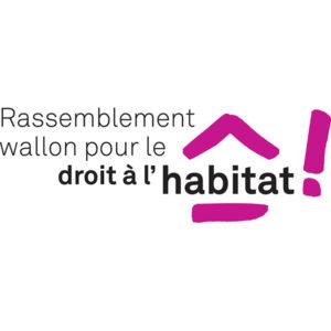 Logo - Reseau Wallon pour le droit à l'habitat