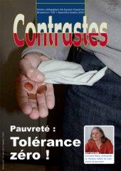 Pauvreté : Tolérance zéro ! (sept-oct 2010)