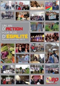 Les Equipes Populaires -Rapport d'activité 2015