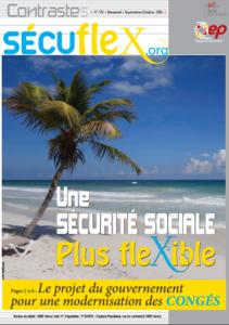 Les Equipes Populaires - Contrastes sécurité sociale