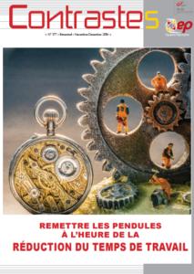 Les Equipes Pöpulaires - Contrastes Réduction collective temps de travail