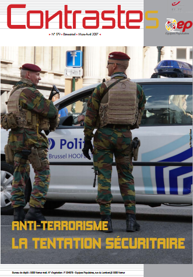 Les Equipes Populaires - contrastes terrorisme