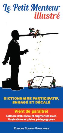 Equipes Populaires - Dictionnaire petit menteur illustré
