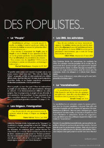 campagne populisme