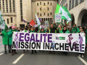 Contrastes Féminisme- Les Equipes Populaires