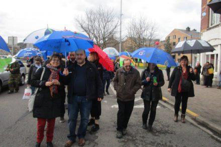 Equipes Populaires - Grande parade contre le racisme 21.03.17